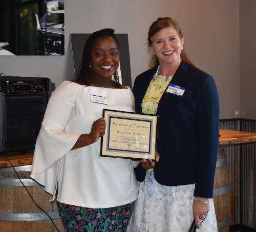 Darlyshia & Carissa Figgins - Protégé Graduation
